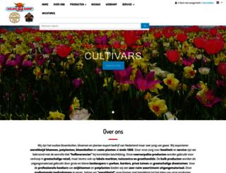 hollandbulbmarket.nl screenshot