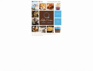 hollybrowncoffee.com screenshot