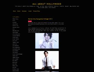 hollywoodaccessin.blogspot.com screenshot