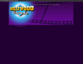 hollywoodcinemas.net screenshot