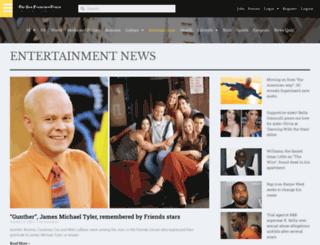 hollywoodrooster.com screenshot