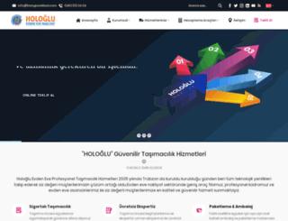 hologlunakliyat.com screenshot