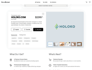 holoko.com screenshot