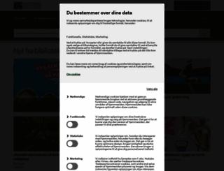 holstebrobibliotek.dk screenshot