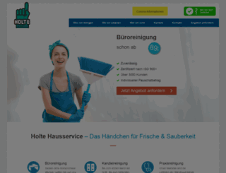 holte.de screenshot