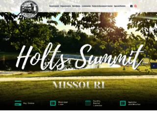 holtssummit.org screenshot