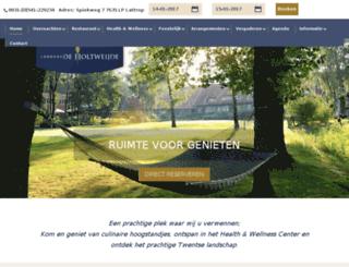 holtweijde.nl screenshot