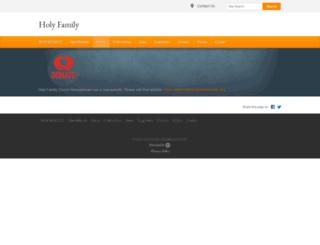 holyfamilyrandallstown.weconnect.com screenshot