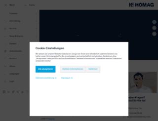 holzma.com screenshot