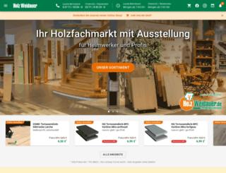 holzweidauer.de screenshot