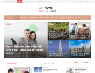 home-articles.com screenshot