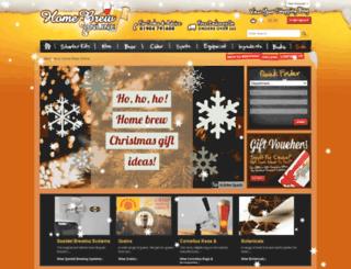 home-brew-online.com screenshot