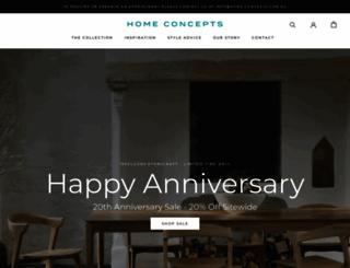 home-concepts.com.au screenshot