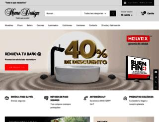 home-designmexico.com screenshot