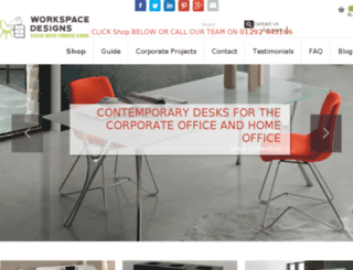 home-office-design.co.uk screenshot