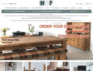 homeandfurniture.co.uk screenshot