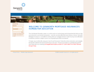 Access homebuyereducation.genworth.com. Genworth Financial's ...
