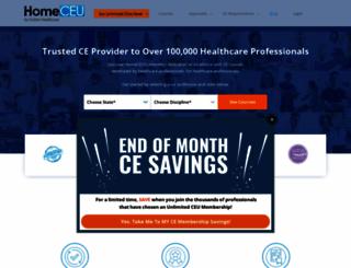homeceuconnection.com screenshot