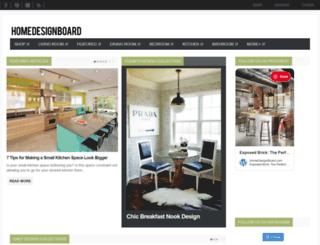 homedesignboard.com screenshot