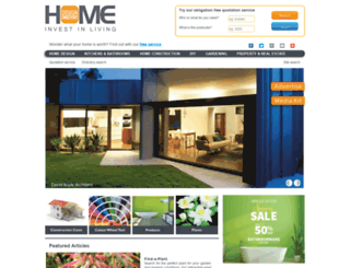 homedesigndirectory.com.au screenshot