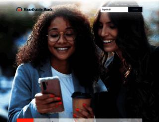 homefederalbank.com screenshot