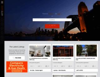 homehound.com.au screenshot
