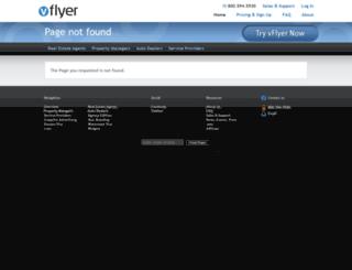 homekeys.vflyer.com screenshot