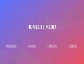 homelifemedia.com screenshot