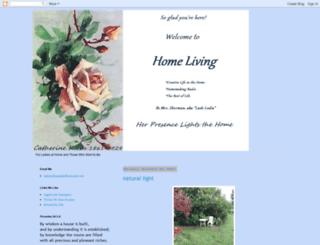 homeliving.blogspot.fr screenshot