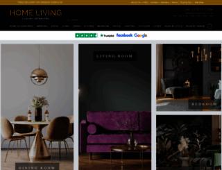 homeliving.co.uk screenshot