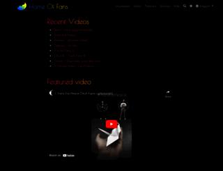 homeoffans.com screenshot