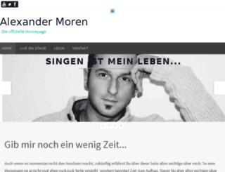 homepagetest.hoppeti.de screenshot