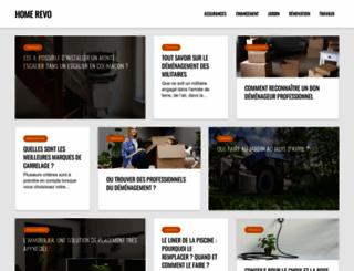 homerevo.com screenshot