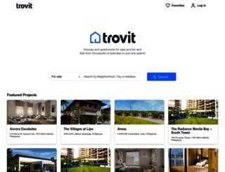 homes.trovit.ph screenshot