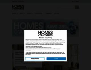 homesandantiques.com screenshot