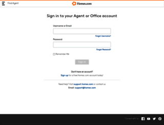 homesconnect.com screenshot