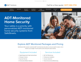 homesecurityteam.com screenshot