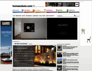 homesolute.com screenshot