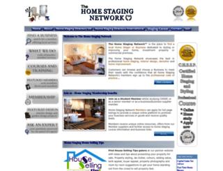 homestagingconsultants.co.uk screenshot