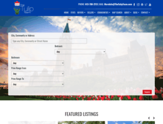 hometeamottawa.com screenshot