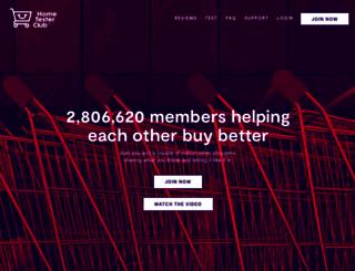 hometesterclub.com screenshot