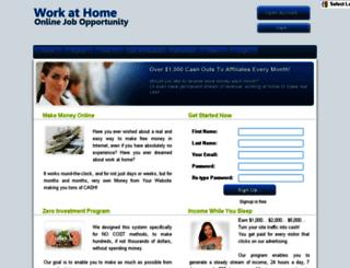 homezwork.com screenshot