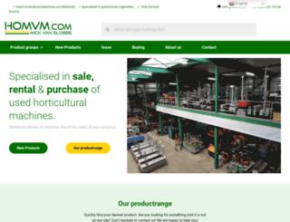 homvm.com screenshot