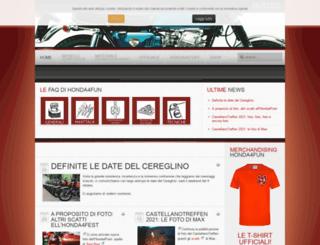 honda4fun.com screenshot