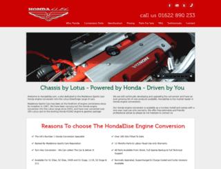 hondaelise.com screenshot