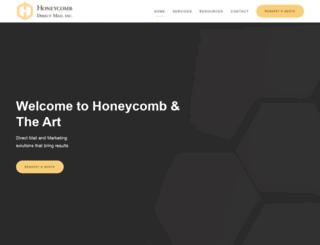 honeycombdirect.com screenshot