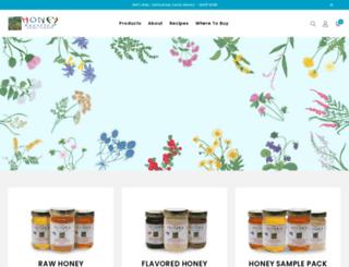 honeypacifica.com screenshot