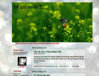 hongduyen.thiamlau.com screenshot