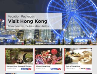 hongkong4you.com screenshot