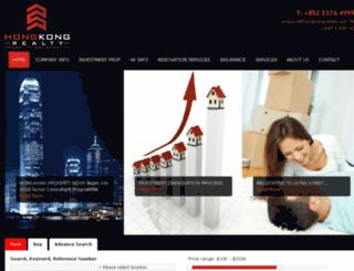 hongkongrealty.com.hk screenshot